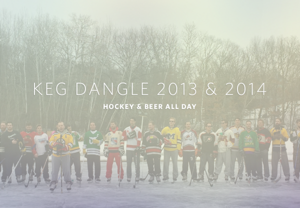 Keg Dangle 2013 & 2014
